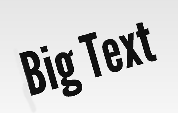 bigtext jquery plugin