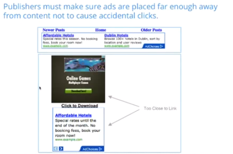 How Google AdSense Users Can Buy Native Ad Traffic Without Getting