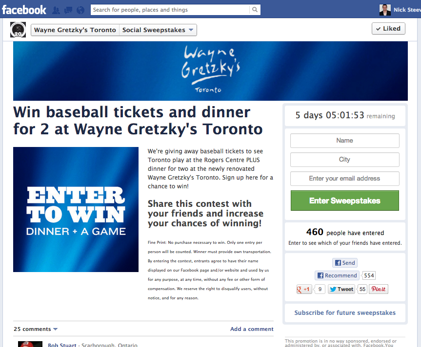 An Insiders Guide To Social Contest Platforms - Photo contest website template