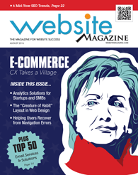 August 2016 - Website Magazine